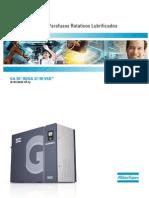 Compressores GA30+ ao GA90