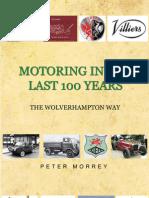 Motoring In The Last 100 Years, The Wolverhampton Way