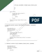 C Programlama - Mustafa Ulaş Örnek Sorular Ve Cevaplar