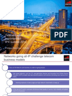 Telecom Value Chain Analysing the Opportunities IPX Summit 2013