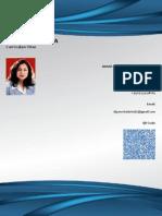 Dipanwita Datta CV