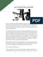 La Embriaguez en Estanislao Zuleta y en Juan Rulfo