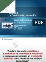 Unidad I Creatividad e Innovacion PDF
