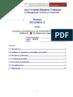 1. Cerinte Si Model Proiect Statistica MTC 2014