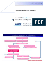 Process Operation and Control Philosophy