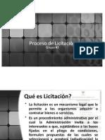 Proceso de Licitación (1)