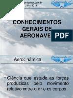 Conhecimentos Gerais de Aeronaves