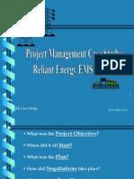 Project Management Case Study