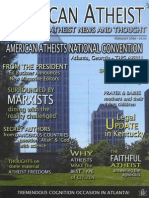 American Atheist Magazine Feb 2009