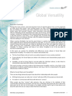 Global Versatility