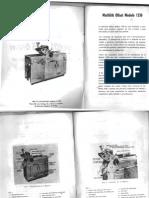 Manual de Operacion Multilith
