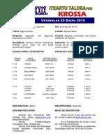3 Información Basica 2015