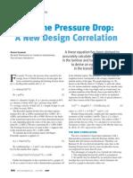 Pipeline Pressure Drop