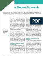 Stap in de nieuwe economie - Spiegelbeeld (2013)