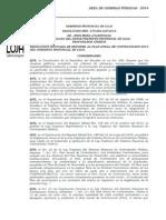 Resolución 179-GPL-ACP-2014