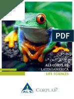 ALS Corplab - Brochure