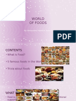 world of foods 1