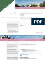 2015 Tourism Summit_schedule