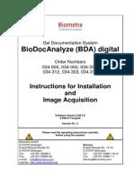 User Manual for BDAdigital System 1342621550