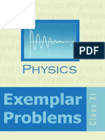 XI NCERT Physics Exemplar Problems
