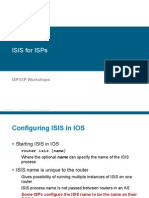 5 - IsIS for ISPs (Cisco Training)