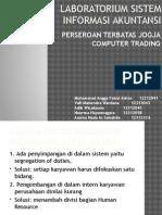 Laboratorium Sistem Informasi Akuntansi