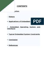 SEMINAR Embedded System