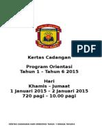 Program Orientasi