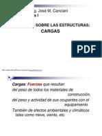 013 - Acciones Sobre Las Estructuras - Cargas