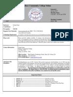 syllabus - cis 268 1048  tth spring 2015 cjones