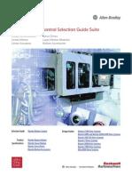 Kinetix Motion Control Selection Guide Suite
