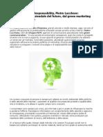 Gruppo Rem Lucchese Dal Green Marketing Al Brand Ecologico