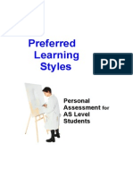 Find your learning style