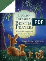 Lucado Treasury of Bedtime Prayers