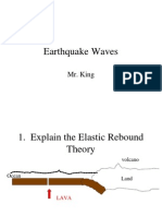 Waves Earthquake