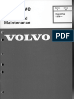 Overdrive repairs and maintenance 1976-