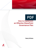 White Paper Governance