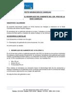 Plan Tecnico - Reemplazo Del Gabinete 1er. Piso Sede Camelias