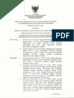 Permenpan Nomor 22 Tahun 2014 Tentang Jabfung Widyaiswara