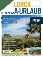 Finca Mallorca Finca Urlaub 2014