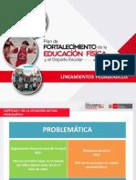 Presentación_Lineamientos Pedagógicos