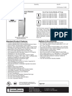Traulsen RLT - ALT Freezer DUT