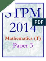 STPM 2014 MT Paper 3