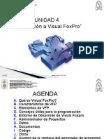 Unidad IV - 1 - Introduccion a VFP y El Entorno de Desarrollo 2014