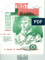 American Atheist Magazine Dec 1976