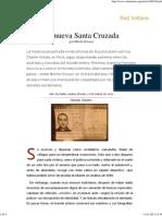 150109_La Nueva Santa Cruzada, Por Manlio Dinucci