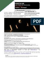 Workshop Projecto Funicular Tarumba