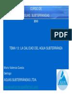 Aguassubterraneas-13-Calidad Del Agua [Modo de Compatibilidad]