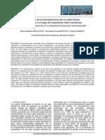 Evolución de La Microestructura de Un Suelo Limoso