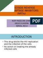 Nucleoside Reverse Transcriptase Inhibitors